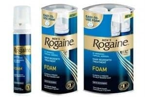 Rogaine has shown success in restoring hair as a hair loss medication. Medications are not hair loss cures.