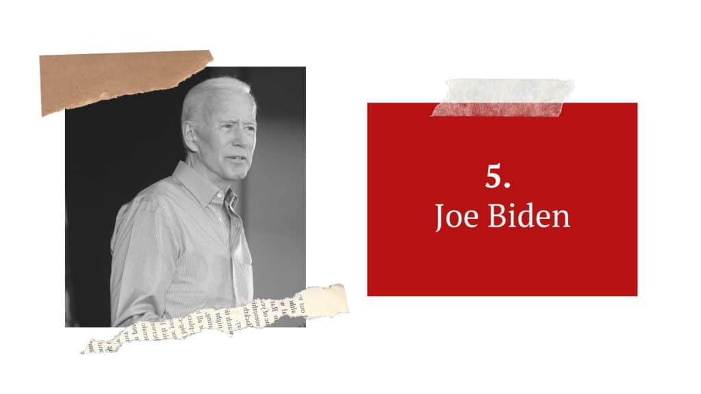 It's not a bunch of malarkey. Biden likely saved his stark-white strands with the help of hair transplant surgery